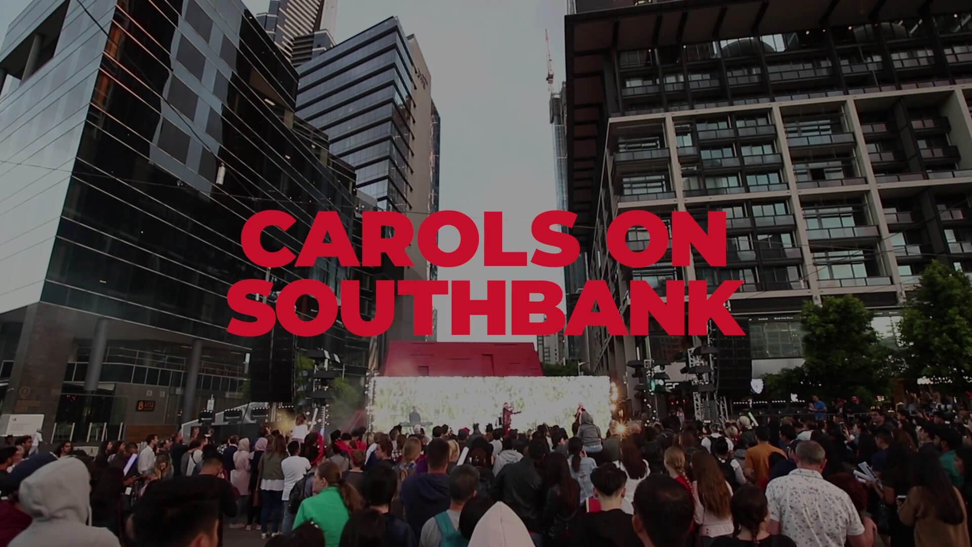 Carols on Southbank video Highlights