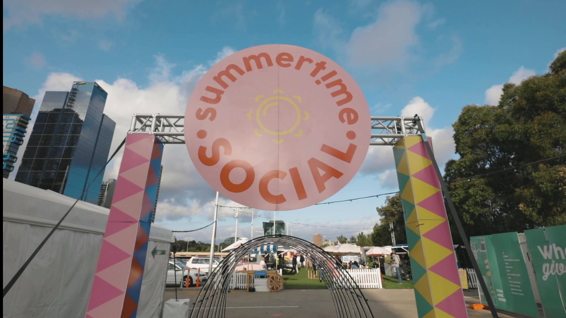 SUMMERTIME SOCIAL | PROJECTS 910
